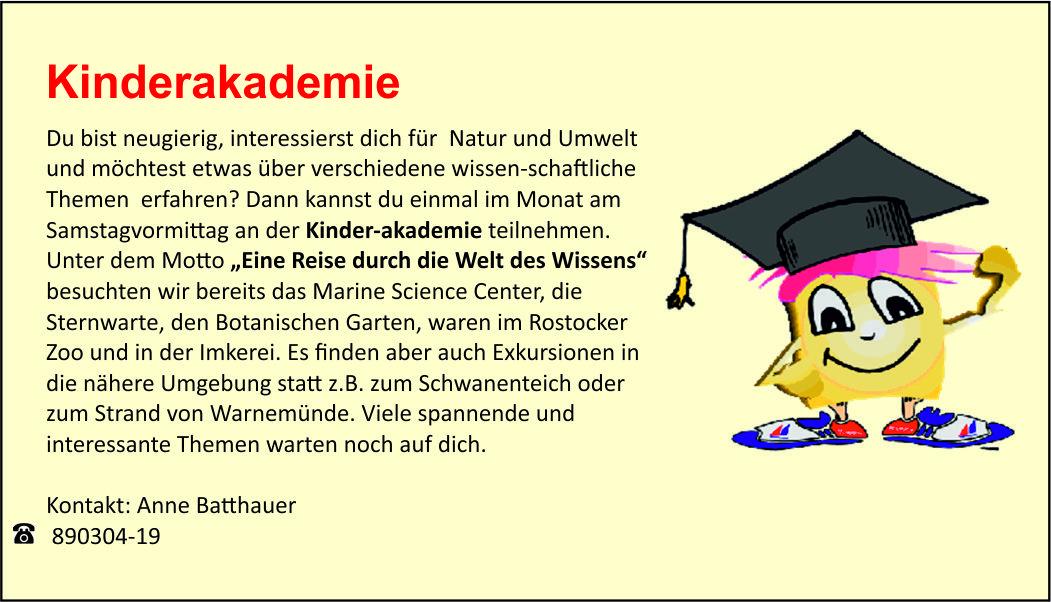 Kinder-akademie